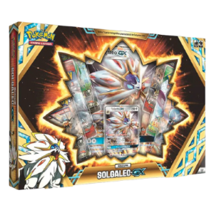 BOX POKÉMON SOLGALEO GX