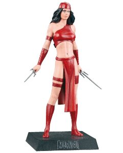 Miniatura Marvel - Elektra