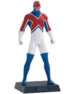 Miniatura Marvel - Capitão Britânia