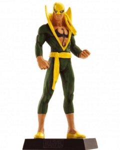 Miniatura Marvel- Punho de Ferro