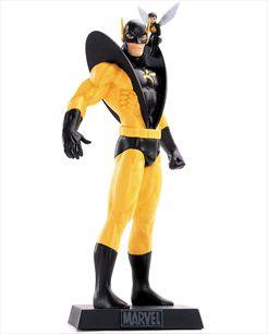 Miniatura Marvel  - Jaqueta Amarela e Vespa