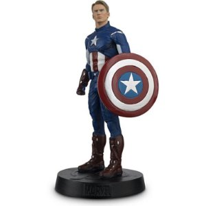Action Figure - UCM Fase 1 - Capitão America