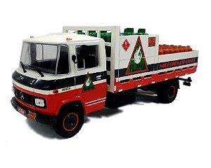 MERCEDES-BENZ L-608D - FLAMA GAS BOTTE