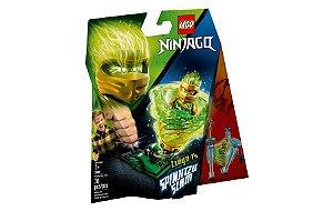 LEGO Ninjago - Lançador Spinjitzu: Lloyd