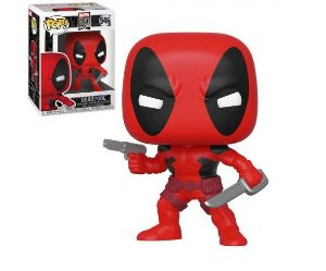 Funko Pop Marvel 80 Anos - Deadpool 546