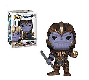 Funko Pop Marvel Avengers Endgame - Thanos 453