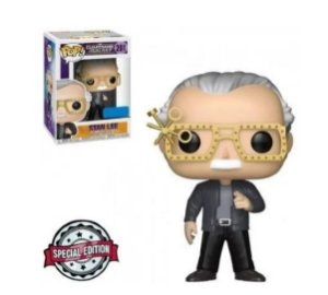 Funko Pop Marvel Guardiões Da Galáxia - Stan Lee 281