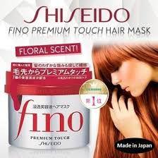 [SHISEIDO] Fino Premium Touch Penetration Essence Hair Mask