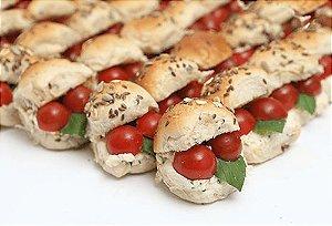 Sanduichinho de Tomate Cereja