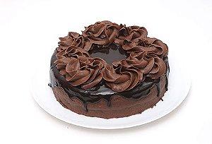 Torta Brownie Média