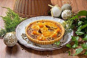Torta De Moranga, Figos E Gorgonzola