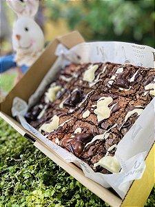 Brownie na Caixa Mix