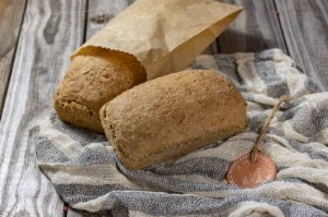 Pão Integral Pequeno - 400 g