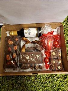 Caixa Chocolates do Amor