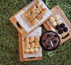 Festa na Caixa (doces e salgados)