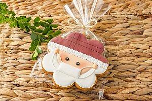 Biscoito Gengibre Papai Noel Mega GG