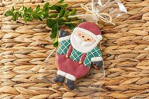 Biscoito Gengibre Noel de Luxo