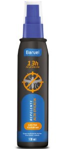 Repelente Spray Icaridina Baruel 100Ml