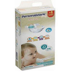 FRALDA PERSONALIDADE BABY TOTAL CARE XXG C/42 UNIDADES