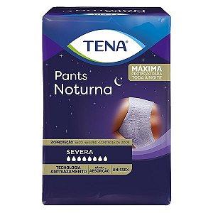 ROUPA ÍNTIMA TENA PANTS NOTURNA P/M C/7 UNIDADES