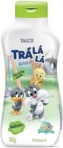 TALCO PERSONAGENS TRÁ LÁ LÁ BABY HIDRATA 160G