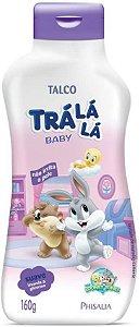 TALCO PERSONAGENS TRÁ LÁ LÁ BABY SUAVE 160G
