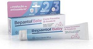 CREME PREVENTIVO CONTRA ASSADURAS BEPANTOL BABY 60G
