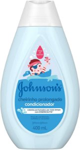 CONDICIONADOR JOHNSON'S BABY CHEIRO PROLONGADO 400ML