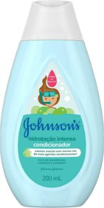 CONDICIONADOR JOHNSON'S BABY HIDRATACAO INTENSA 200ML