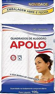 ALGODÃO APOLO QUADRADOS 100G