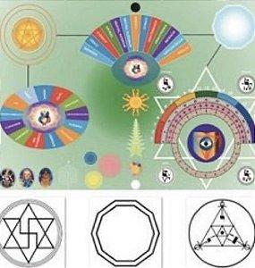 1.Cursos de Mesa Radiônica Espiritual Quântica + Curso Completo de Radiestesia e Radiônica + 3 Cursos Bônus