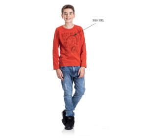 Kit 3 Camisetas Meia Malha Rock Life 10/14