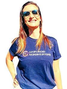 Camiseta  Lua em Lanches Ascendente em Fomes