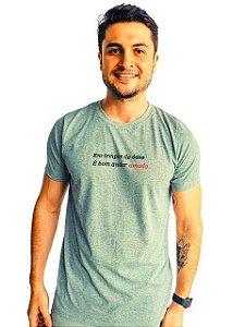 Camiseta Em Tempos de Ódio