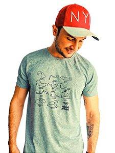 Camiseta Circuitos Fórmula 1