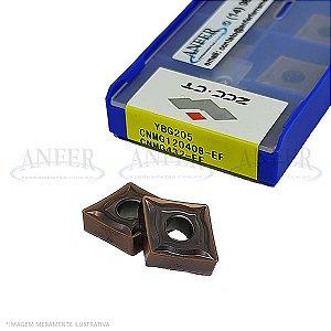 CNMG 120408-EF YBG205 para Inox Caixa com 10 peças
