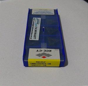 Caixa de Inserto TNMG 160404-EF YBG205 para Inox