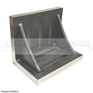 Cantoneira De Ferro Fundido 150x112x125mm