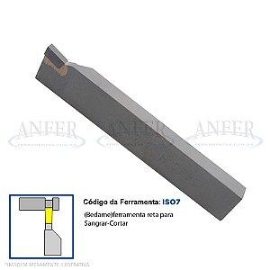 Ferramenta Soldada Bedame Canal ISO 7 2012 DK01 5mm