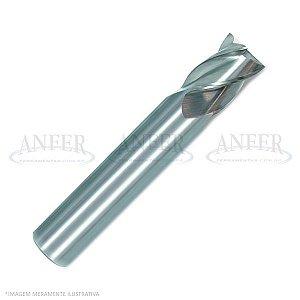 Fresa Topo Aço Rápido 4 Cortes HP-M 10.00mm