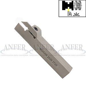 Suporte de Torno Para Canal Externo MGEHR 2525 4T - 4mm