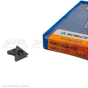 TCMT 110204-C25 PC8110