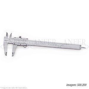 "Paquímetro Universal 200mm/8"" 0,05mm King Tools"