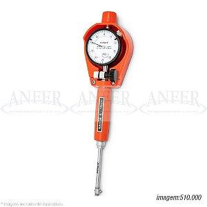 Comparador Diâmetro Interno Súbito 06-10mm (0,01mm) King Tools