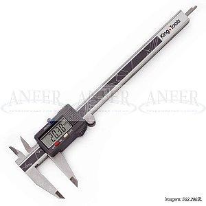 "Paquímetro Digital 200mm /8"" King Tools"