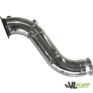 DOWNPIPE MERCEDES BENZ C180 C200 C250 C300 - 2014 - W205