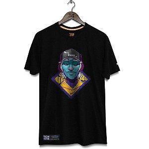 Camiseta Tchoose + Negrito