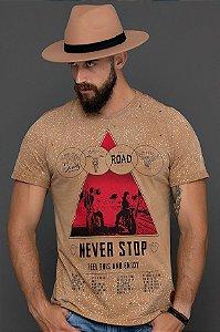 T-SHIRT NEVER STOP