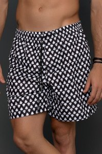 BEACH SHORT PALHETAS