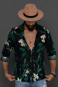 CAMISA ML FREEDOM FLOWER